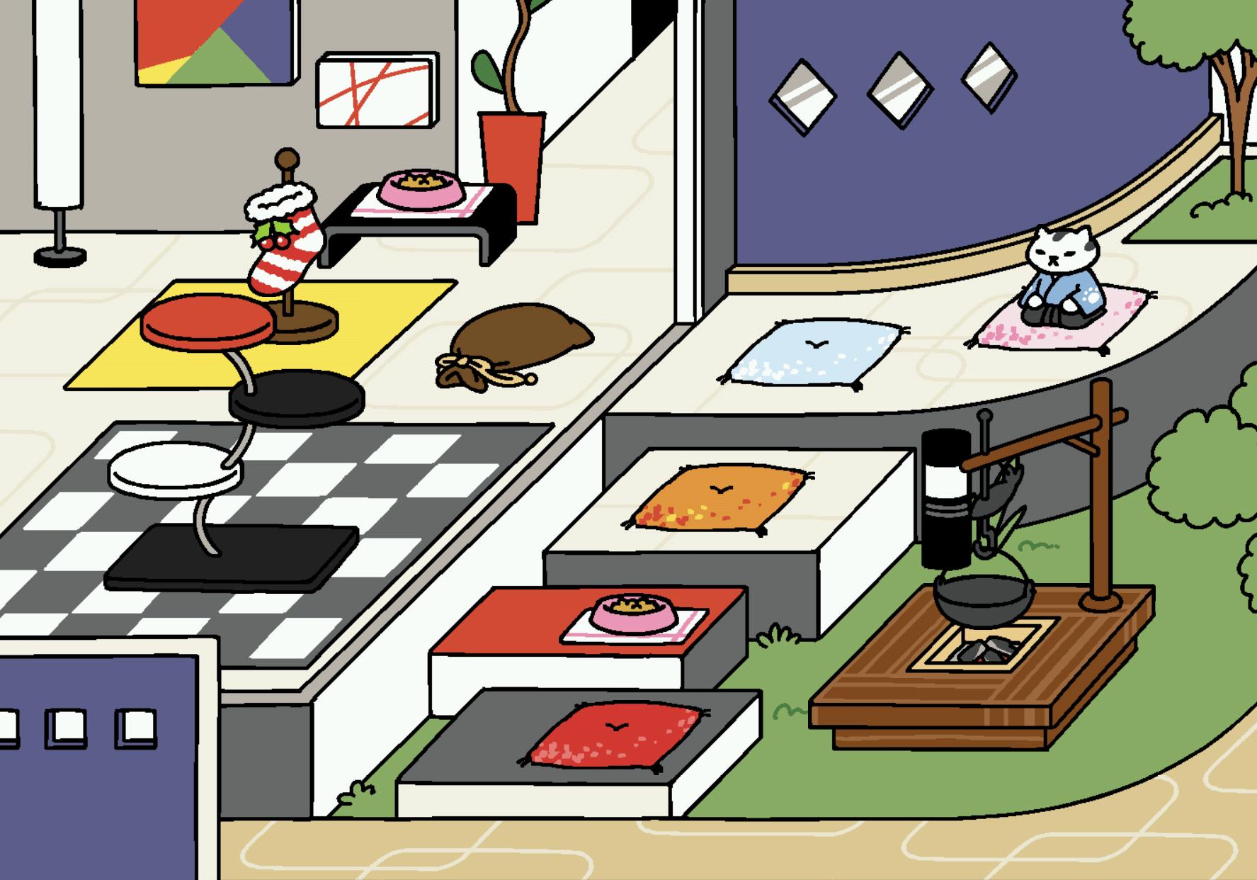 ねこあつめ レア猫